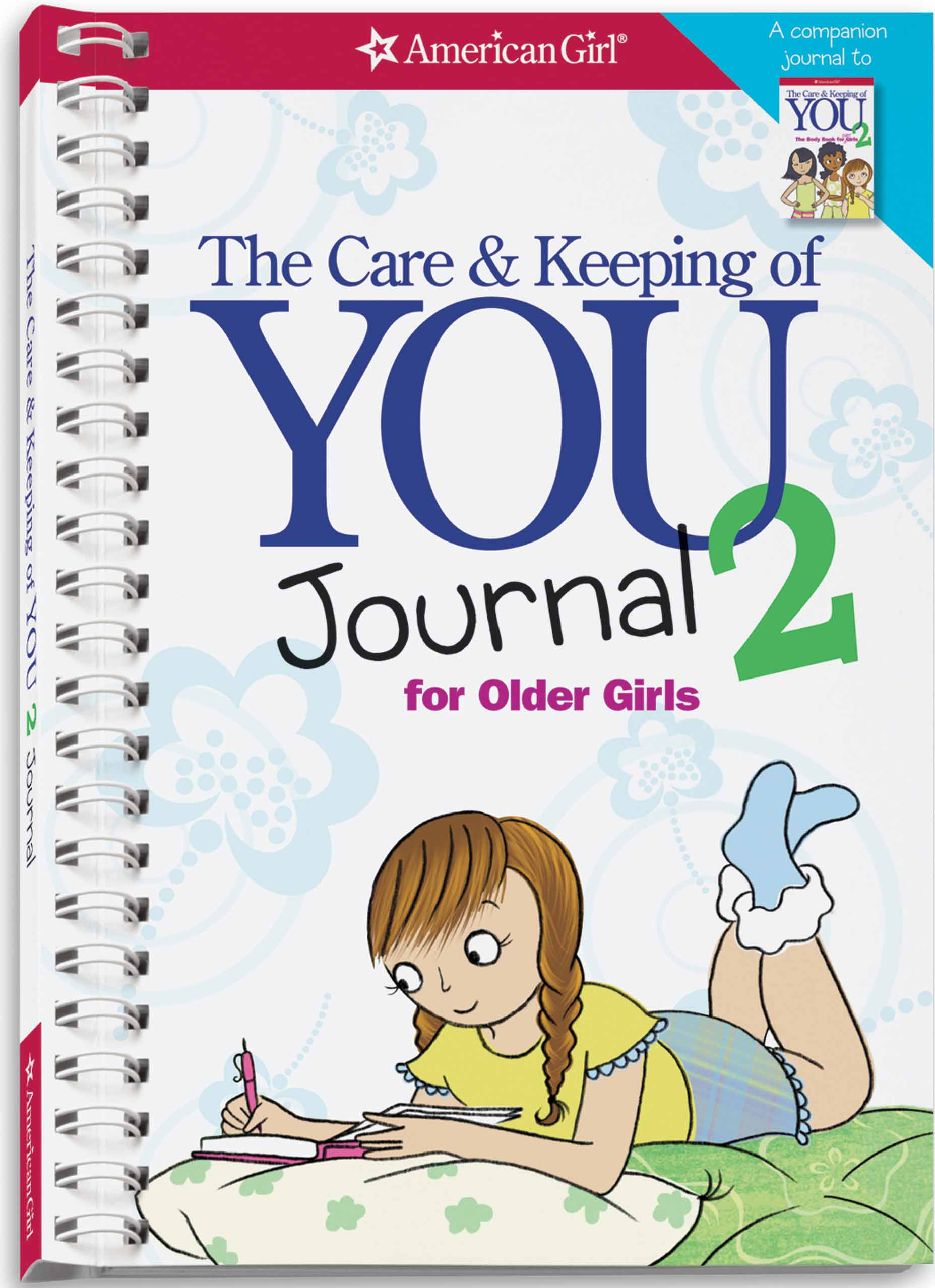 The Care & Keeping of You 2 Journal