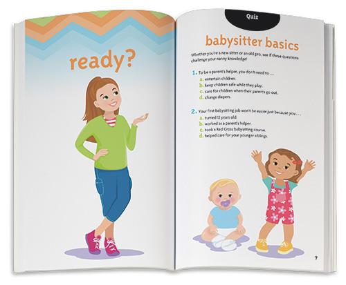 a smart girl u2019s guide  babysitting