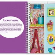 Locker Looks and Study Nooks