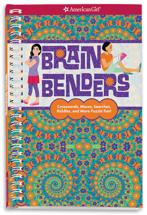 Brain Benders American Girl Publishing