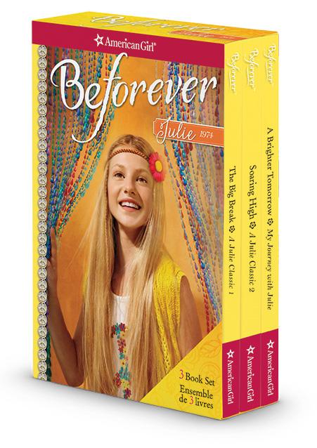 Julie 3-Book Boxed Set