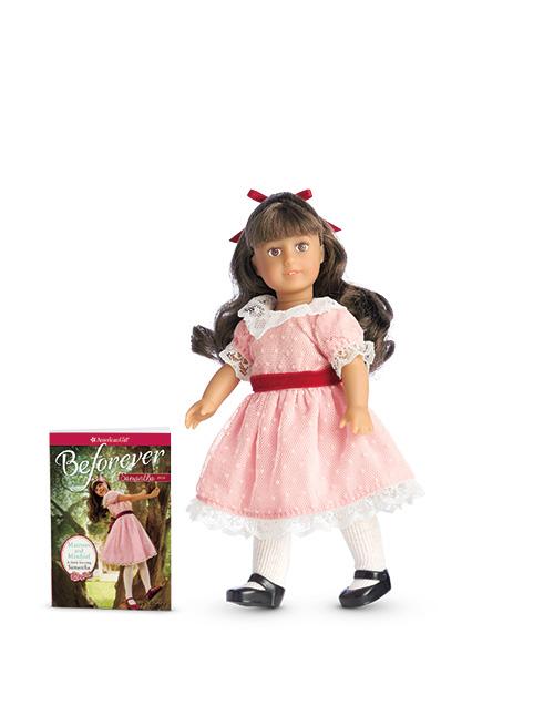 Samantha Mini Doll & Book