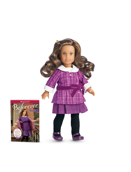 Rebecca Mini Doll & Book