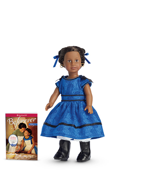 Addy Mini Doll & Book