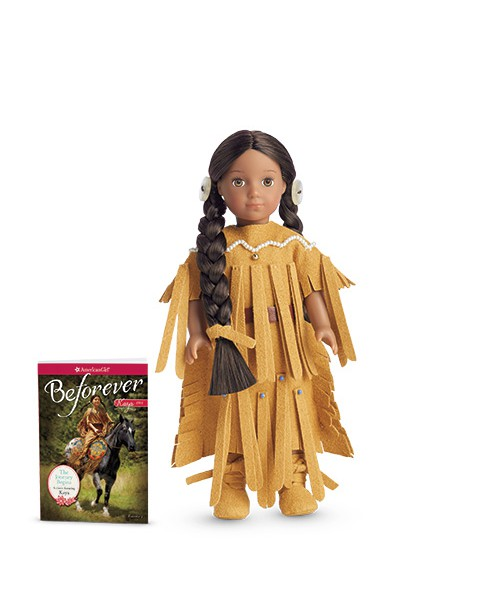 Kaya Mini Doll & Book