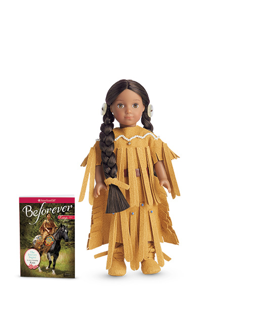 Kaya Mini Doll & Book