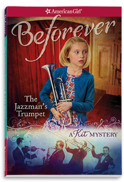 The Jazzman's Trumpet: A Kit Mystery
