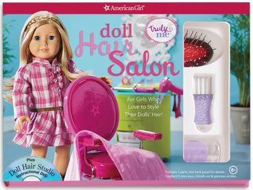 Doll Hair Salon (Revised)