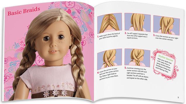 Doll Hair Salon Revised American Girl Publishing