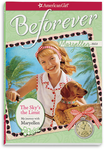 The Sky's the Limit: My Journey with Maryellen