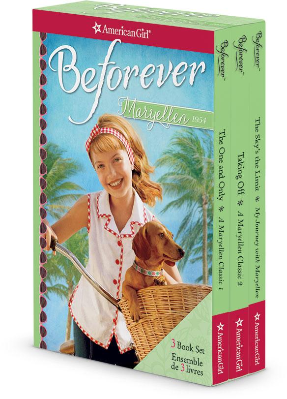Maryellen: 3-Book Boxed Set