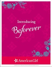 picture regarding American Girl Printable referred to as BeForever Printable Functions American Lady Submitting