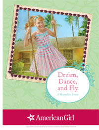 "New! Maryellen ""Dream, Dance, and Fly"" Printable Activities"