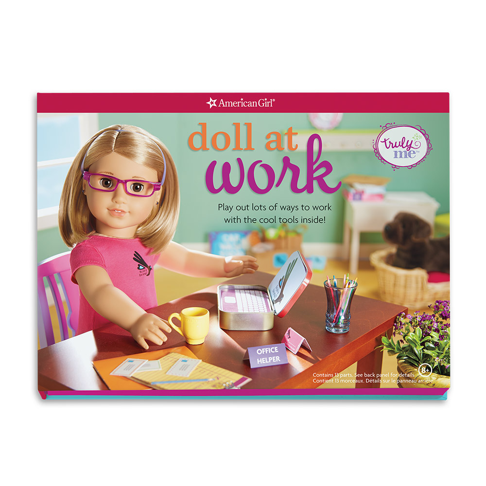 Doll at Work (Revised)