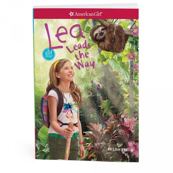 Lea Leads the Way (Book 2)