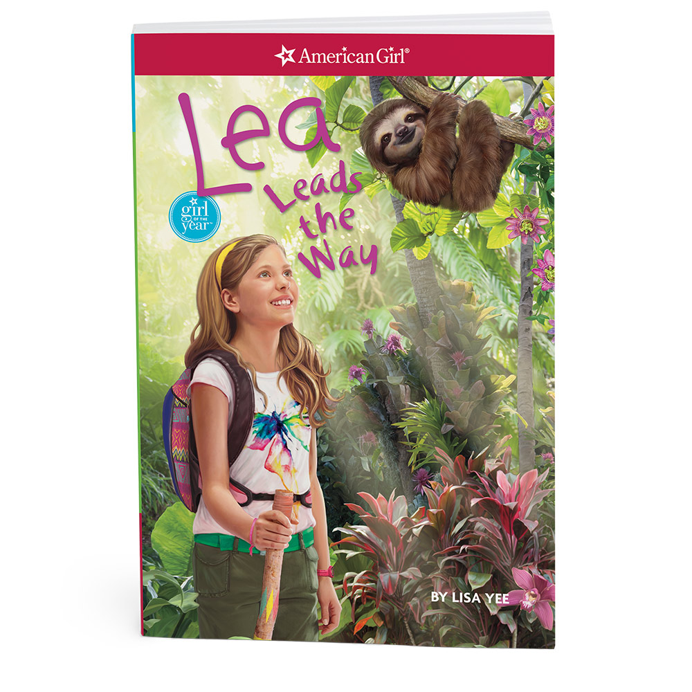 Lea Leads the Way (Book 2 Paperback)
