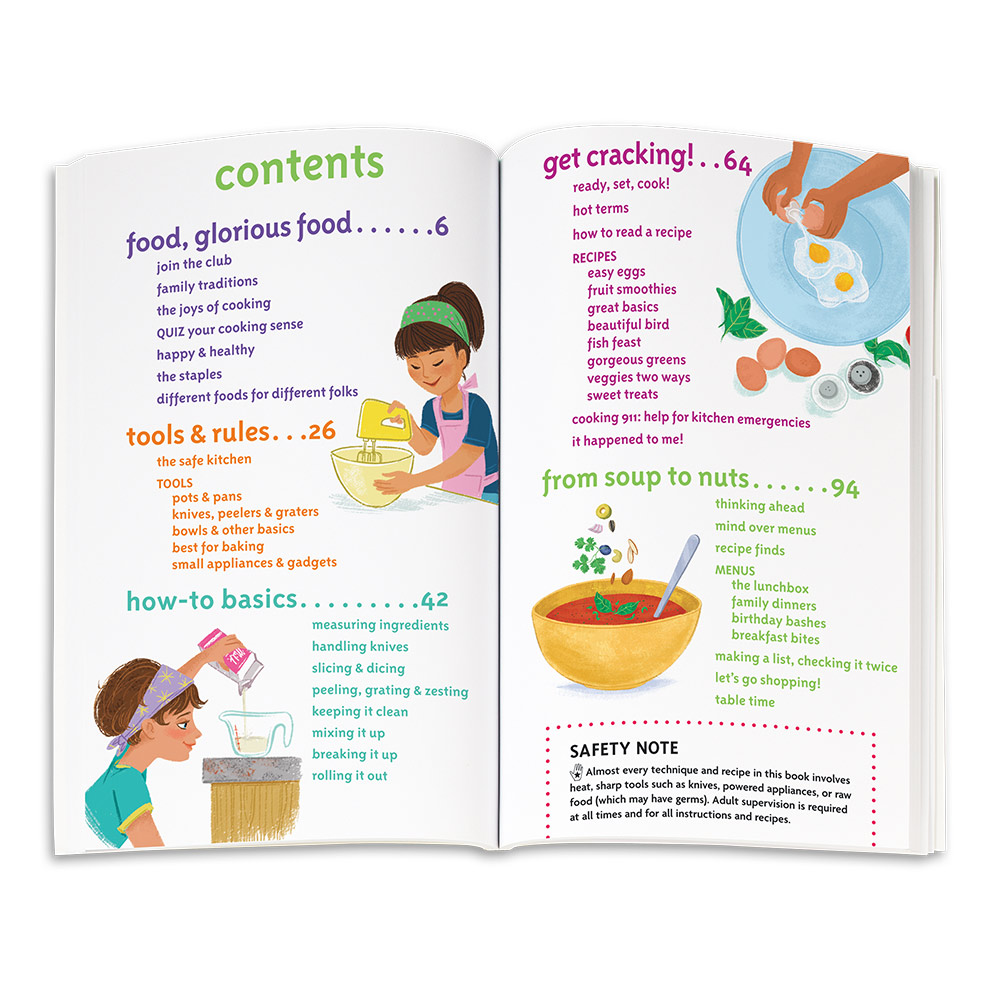 A smart girls guide cooking how to make food for your friends a smart girls guide cooking how to make food for your friends your family yourself american girl publishing solutioingenieria Images