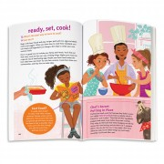 New! A Smart Girl's Guide: Cooking: How to Make Food for Your Friends, Your Family & Yourself