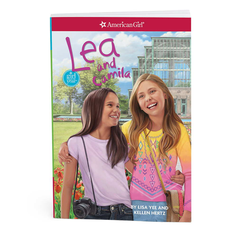 explore with lea american girl publishing