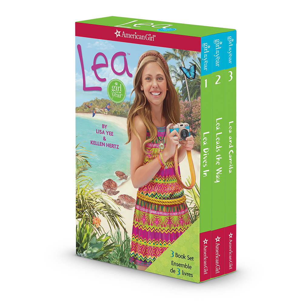 Lea 3-Book Box Set
