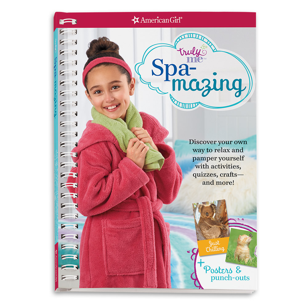 Truly Me: Spa-Mazing