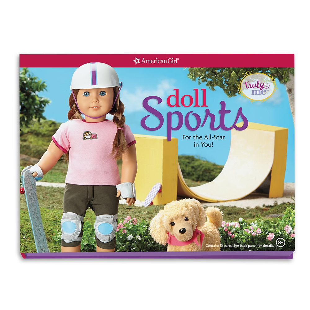Doll Sports: For the All Star in You!
