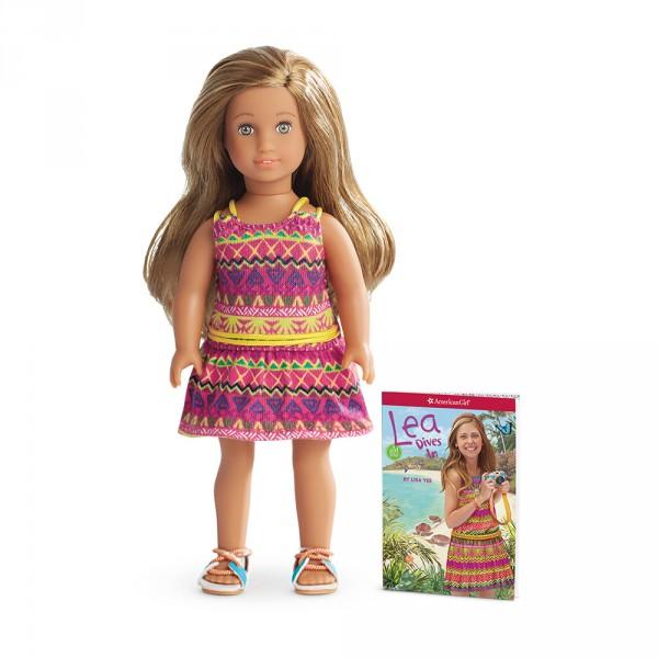 New! Lea Mini Doll
