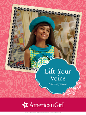 "New! Melody ""Lift Your Voice"" Printable Activities"