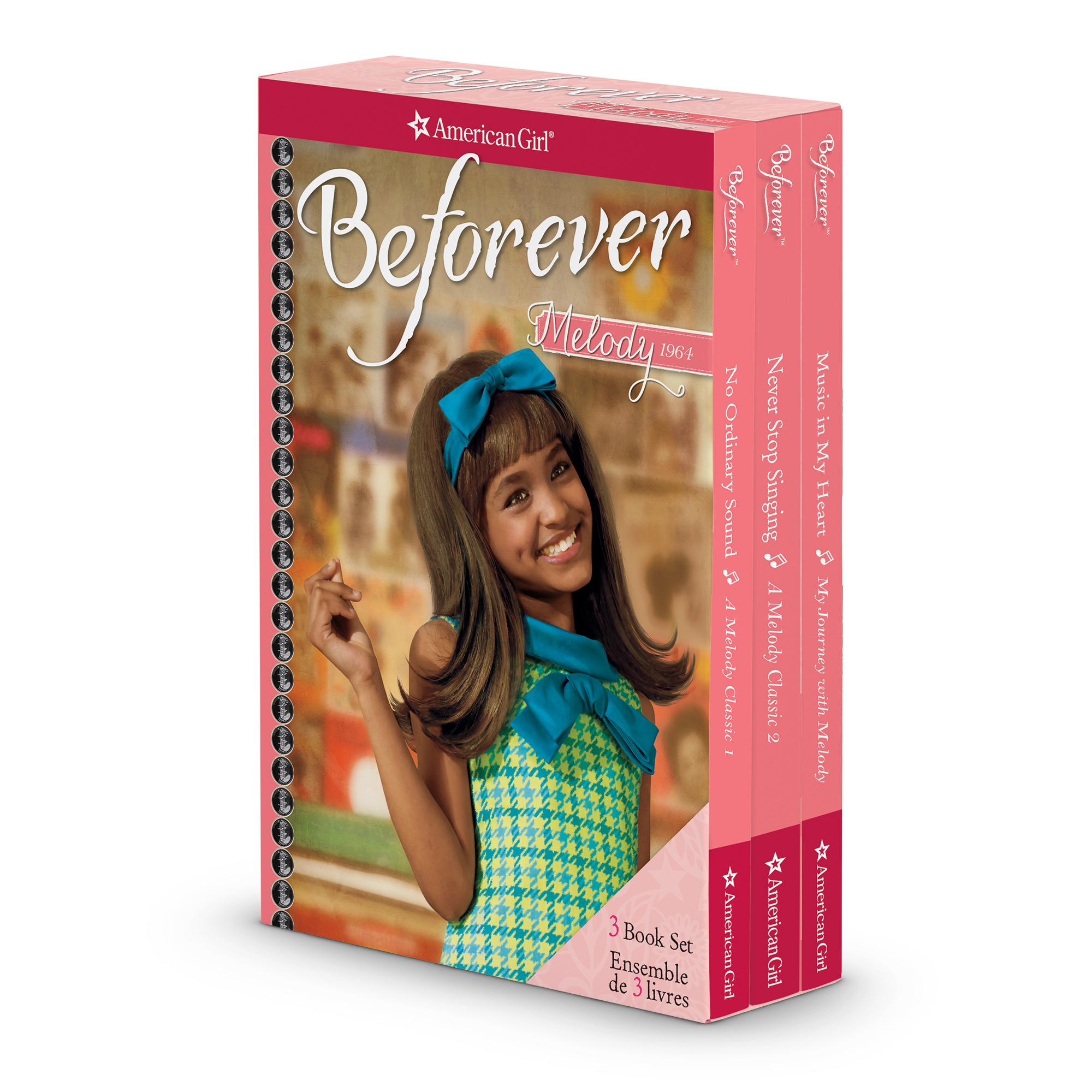 Melody 3-Book Boxed Set