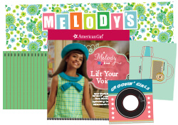 """New! Melody """"Lift Your Voice"""" Packaged Event Kit"""