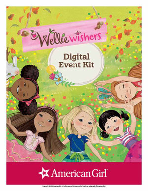 WellieWishers™ Digital Event Kit