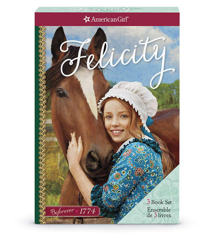 Felicity 3-Book Boxed Set