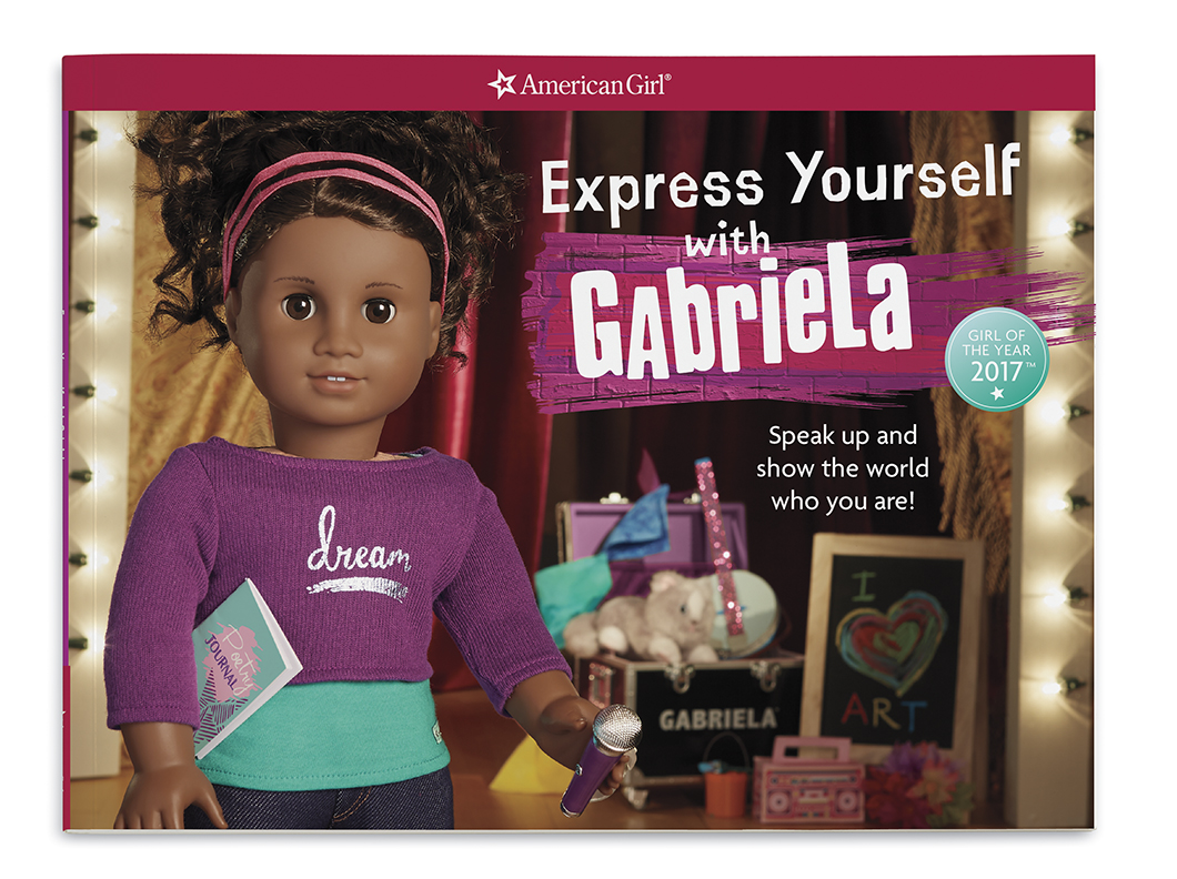 New! Express Yourself with Gabriela