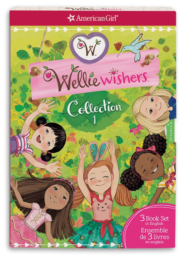 WellieWishers 3-Book Boxed Set (1-3)