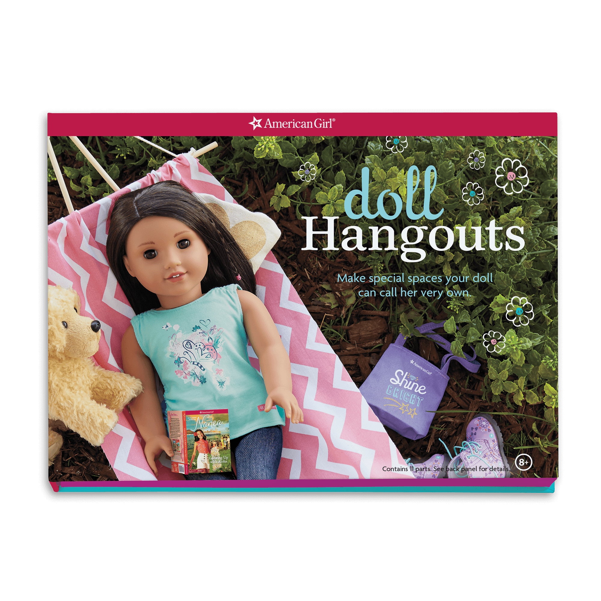 Doll Hangouts: Make Special Spaces Your Doll Can Call Her Very Own
