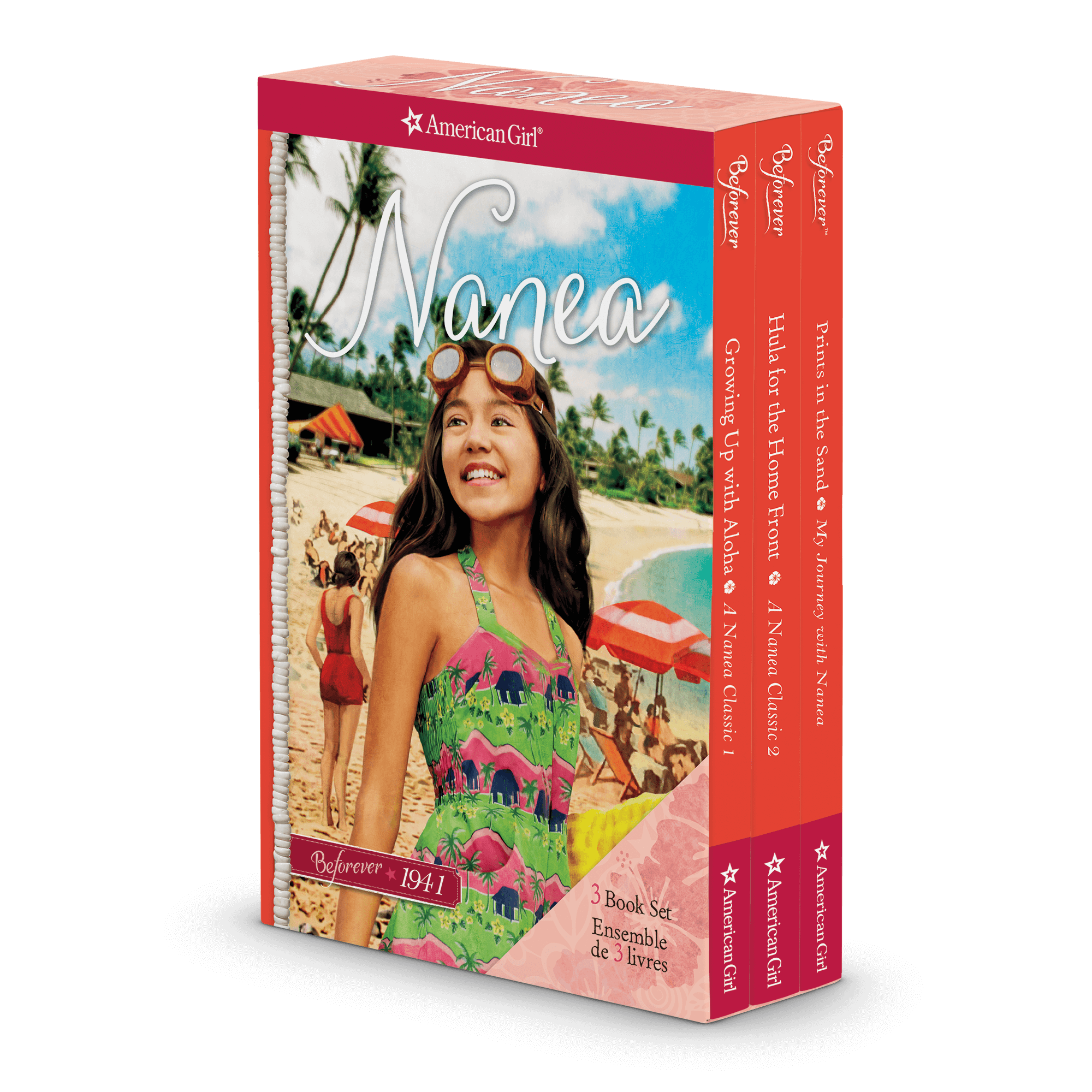 New! Nanea 3-Book Boxed Set