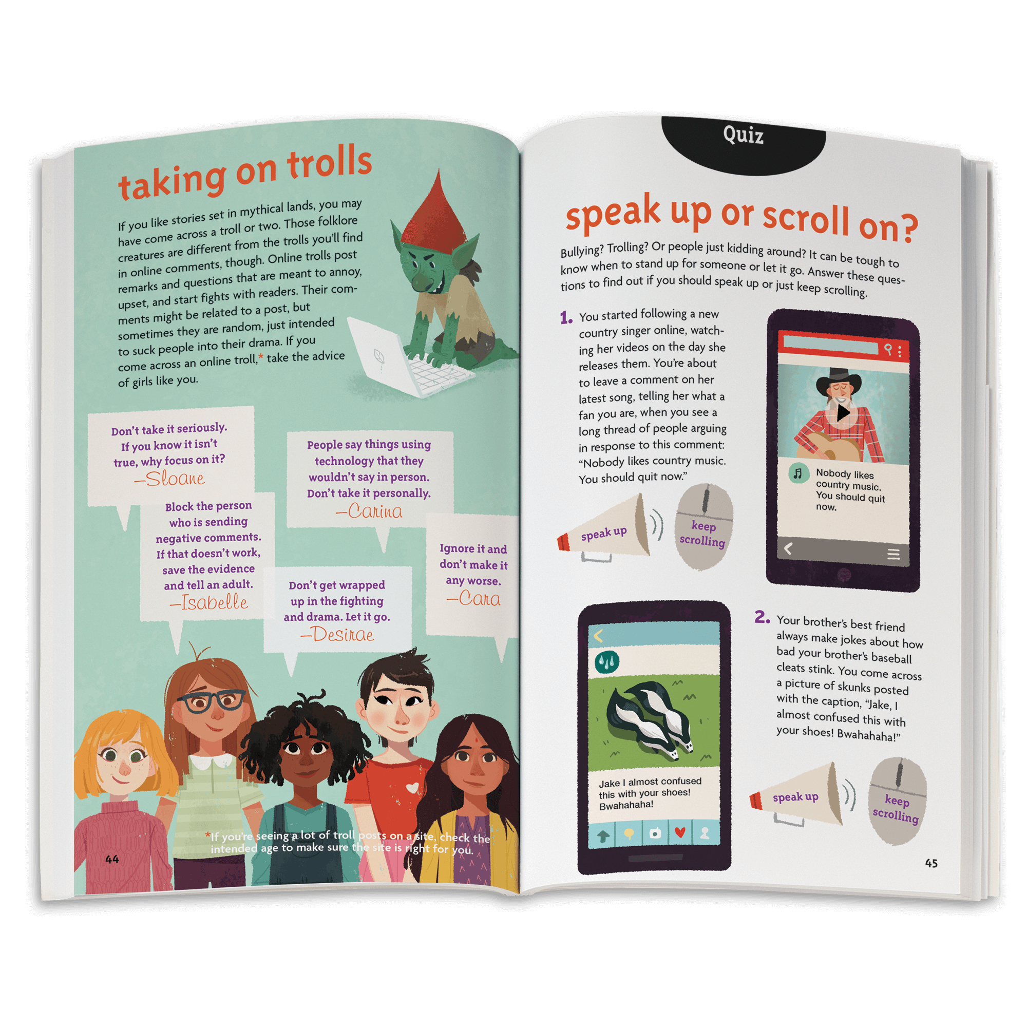 A Smart Girl's Guide: Digital World, How to Connect, Share