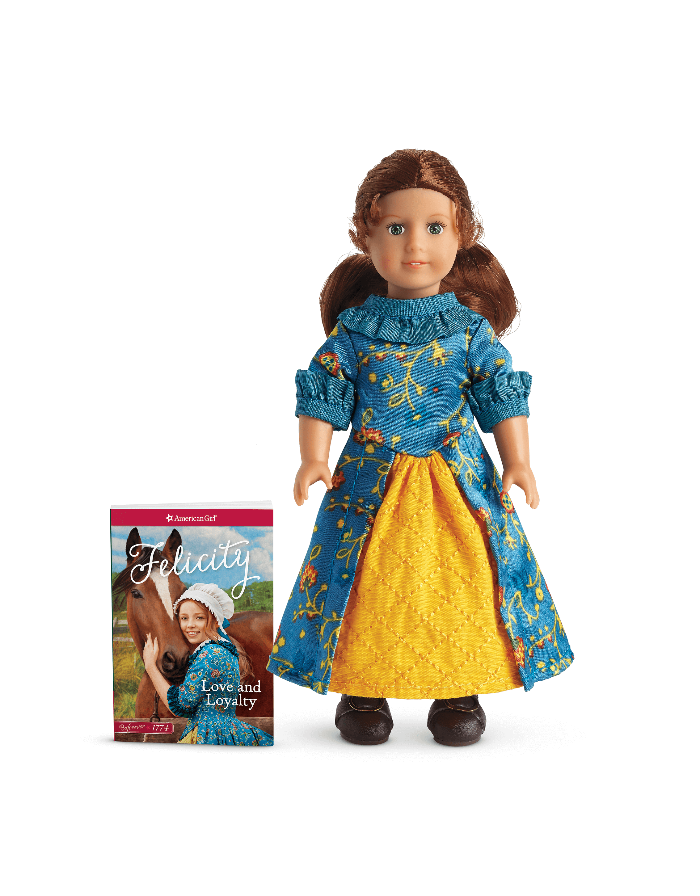 New! Felicity Mini Doll