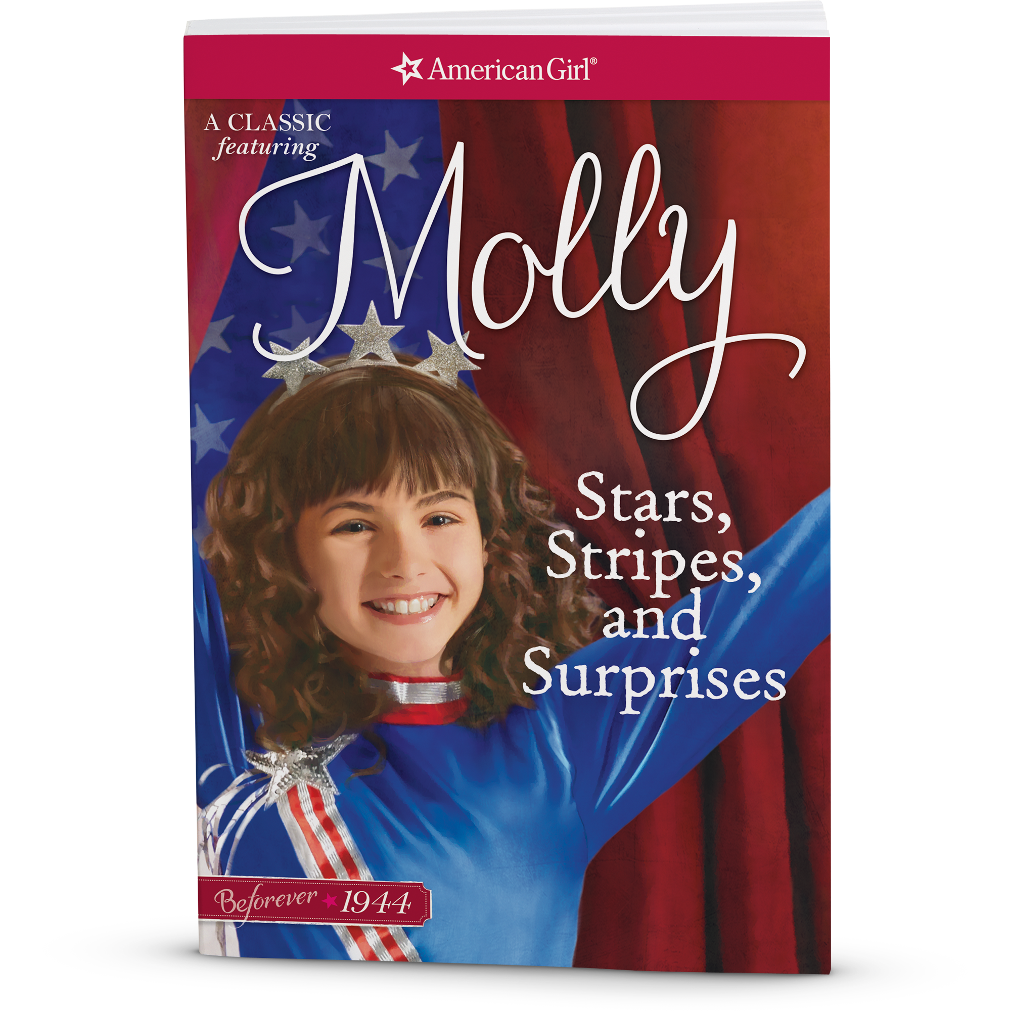 Stars, Stripes, and Surprises:  A Molly Classic 2