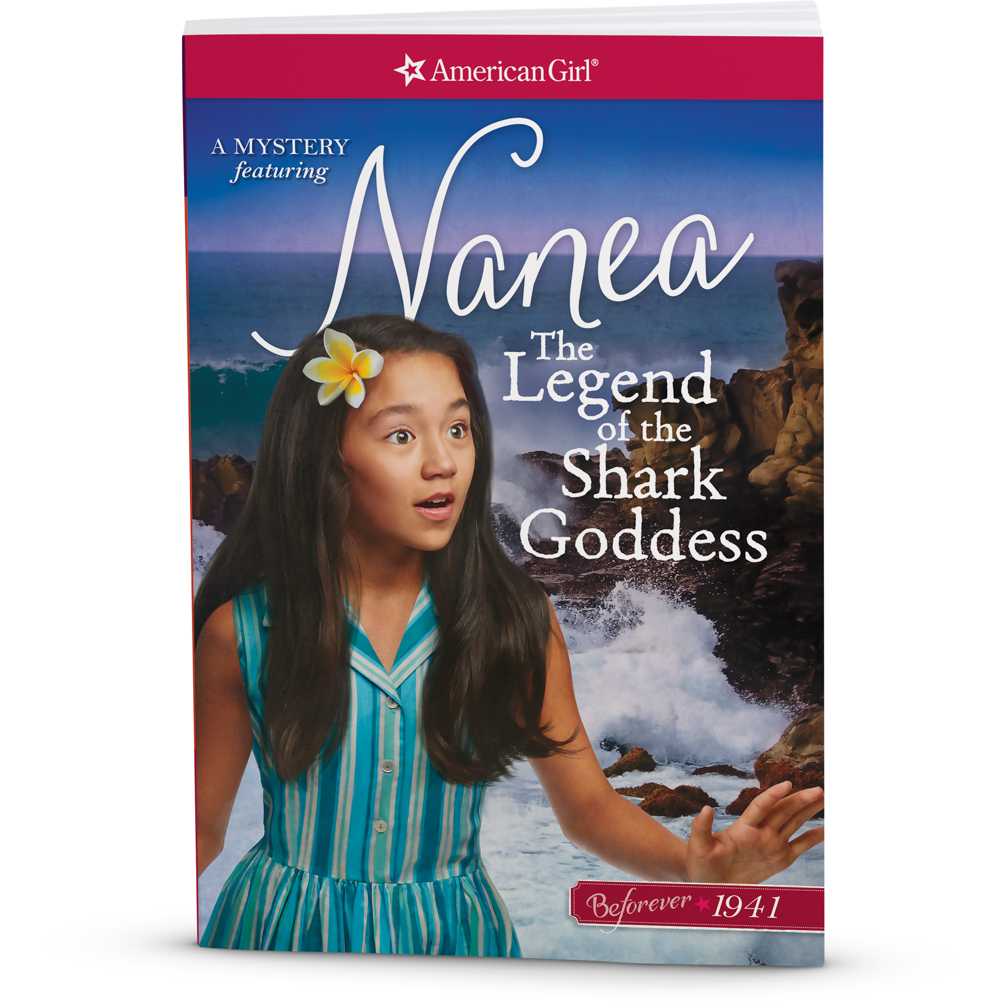 The Legend of the Shark Goddess:  A Nanea Mystery