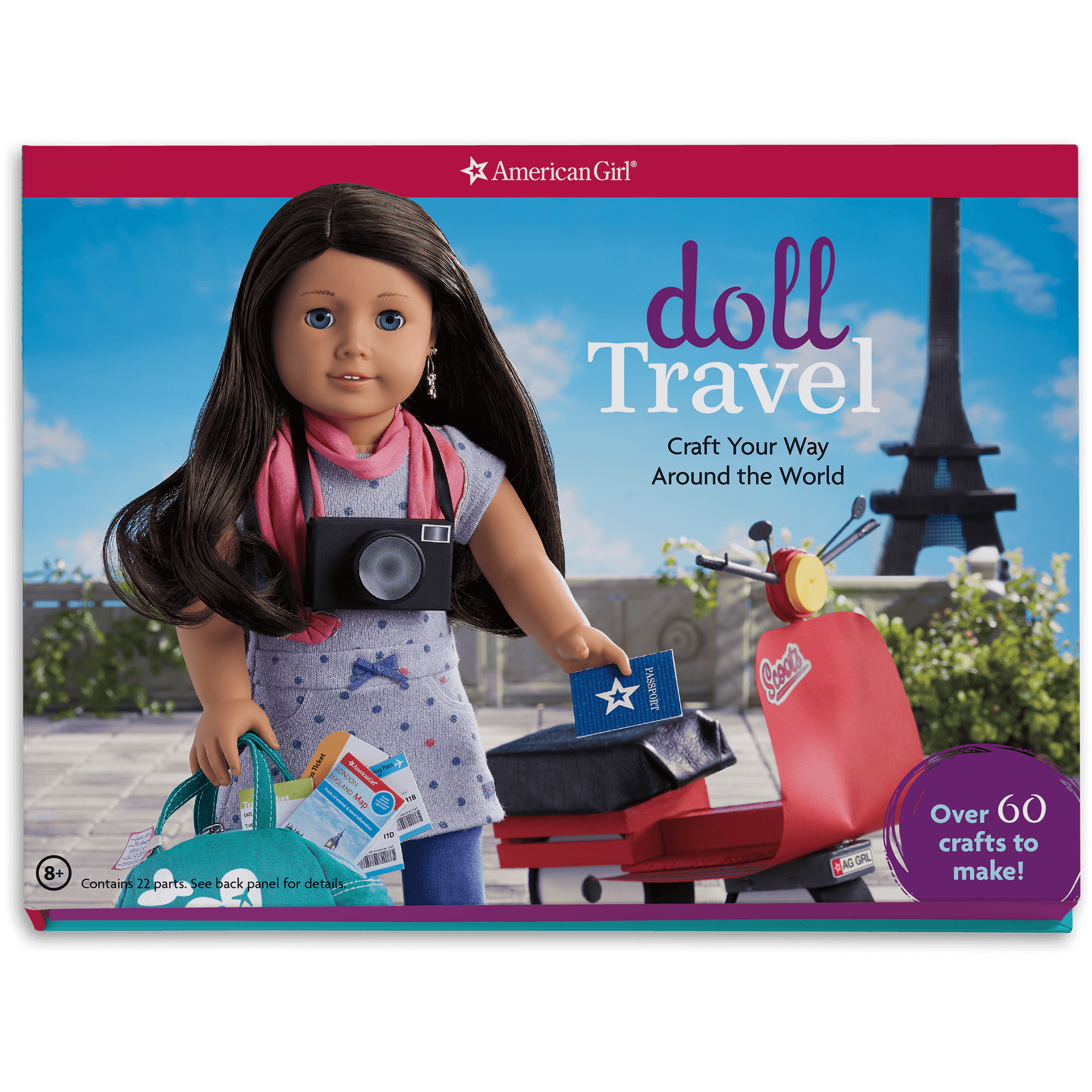 New! Doll Travel