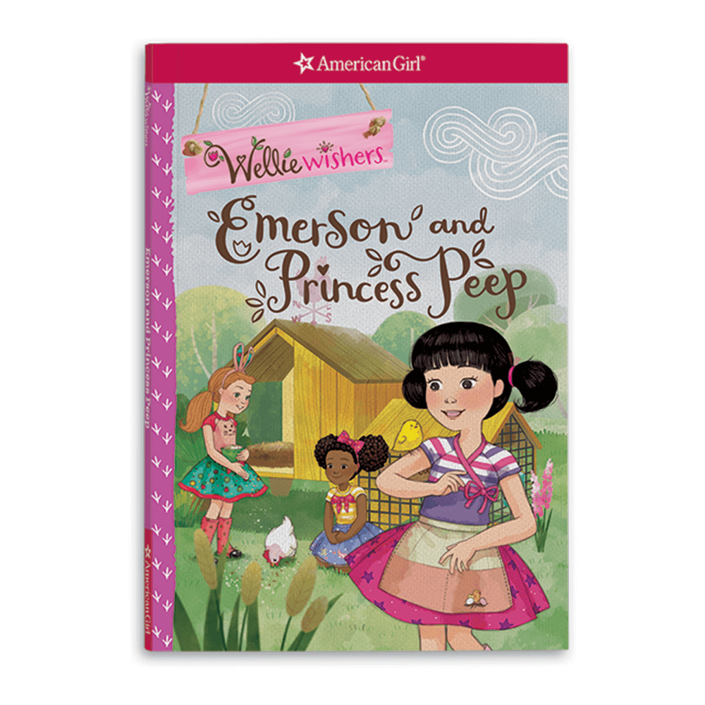 New! Emerson and Princess Peep