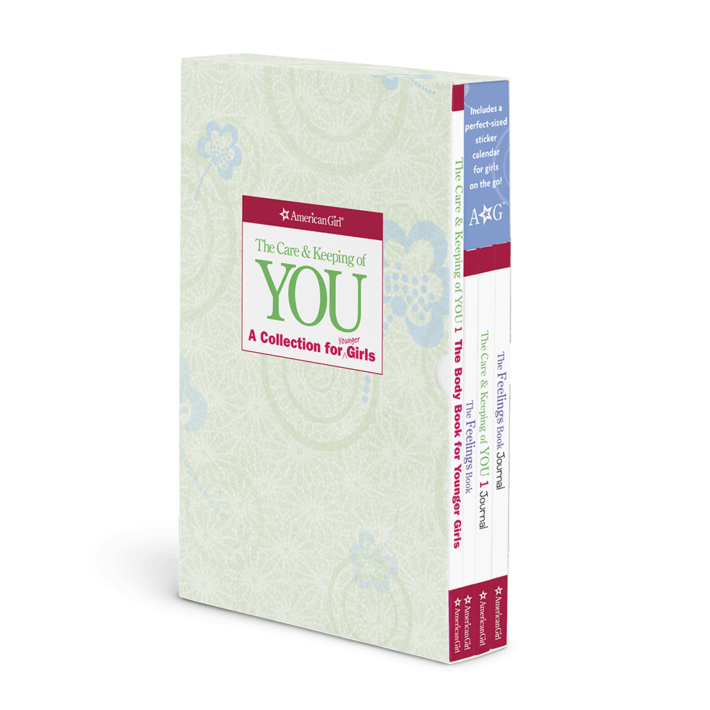 The Care & Keeping of You Box Set