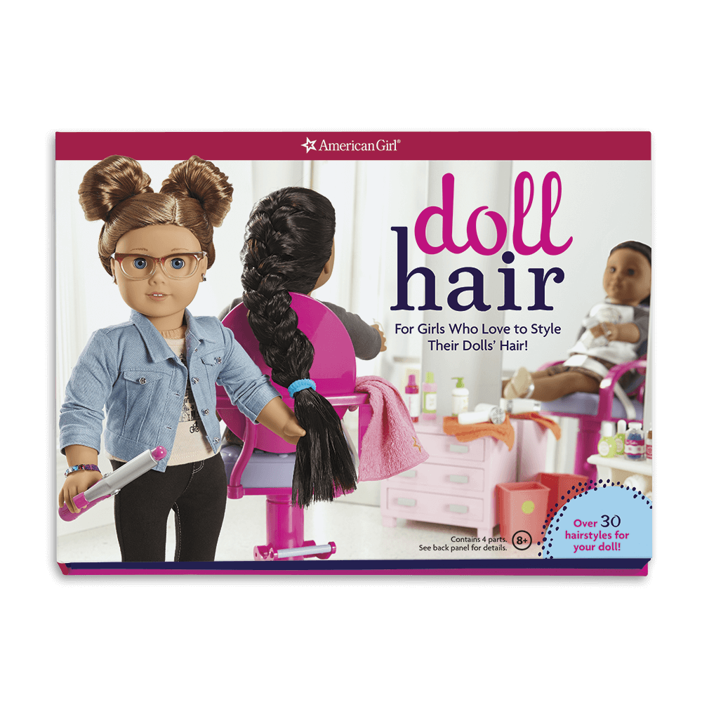 New! Doll Hair