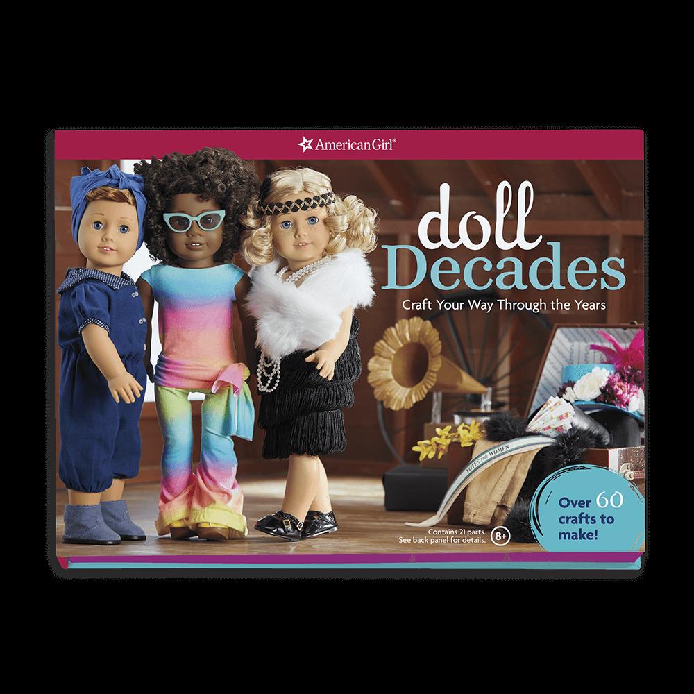 New! Doll Decades