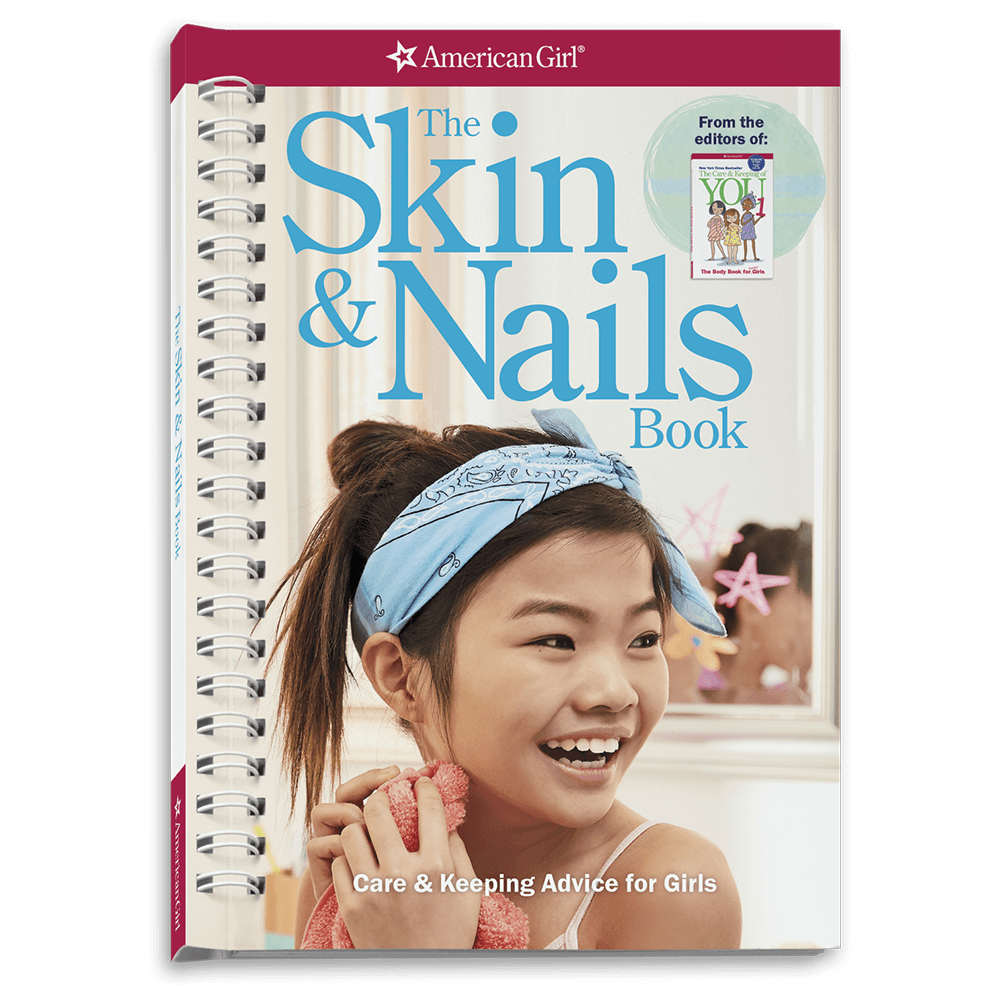 New! The Skin & Nails Book