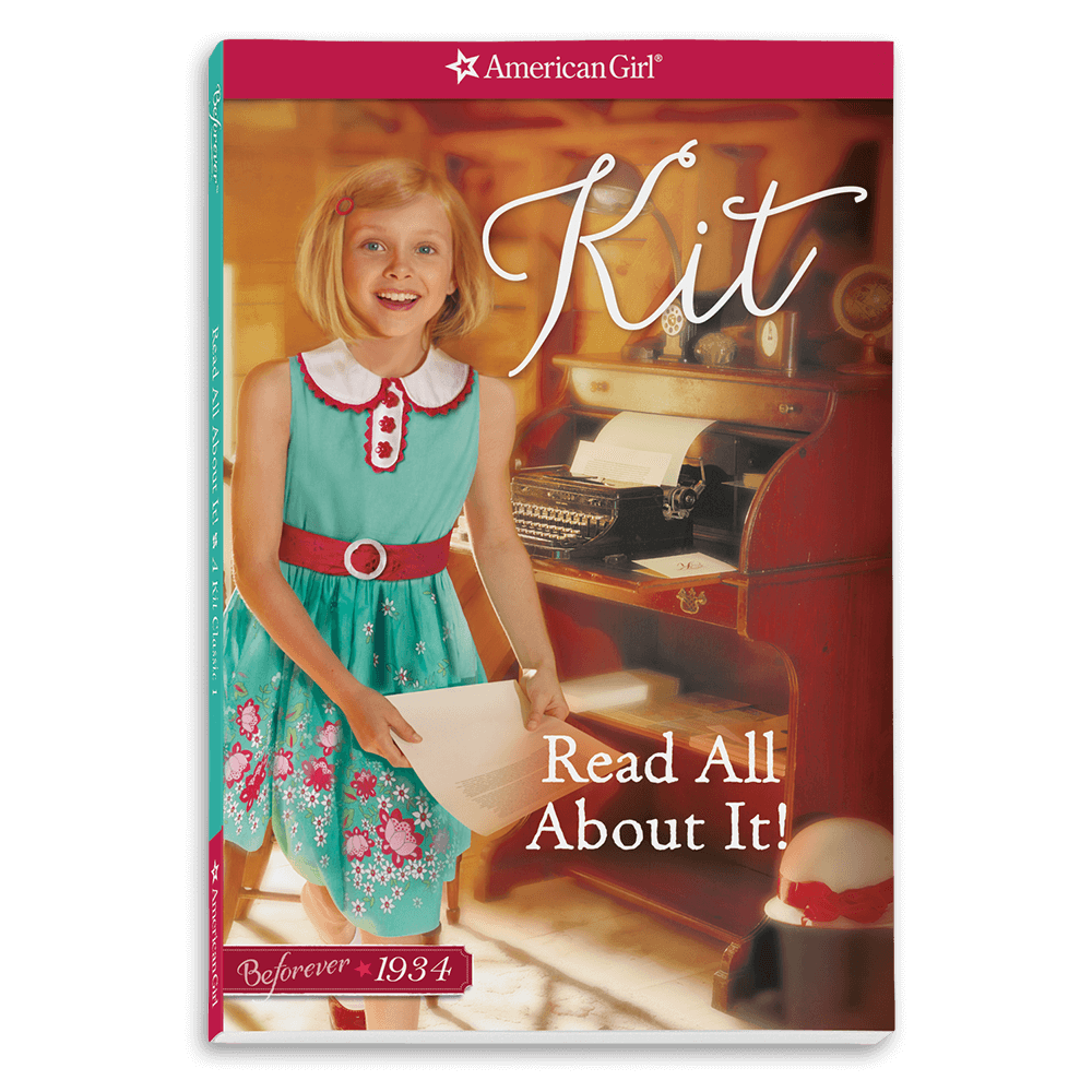 Read All About It: A Kit Classic Volume 1
