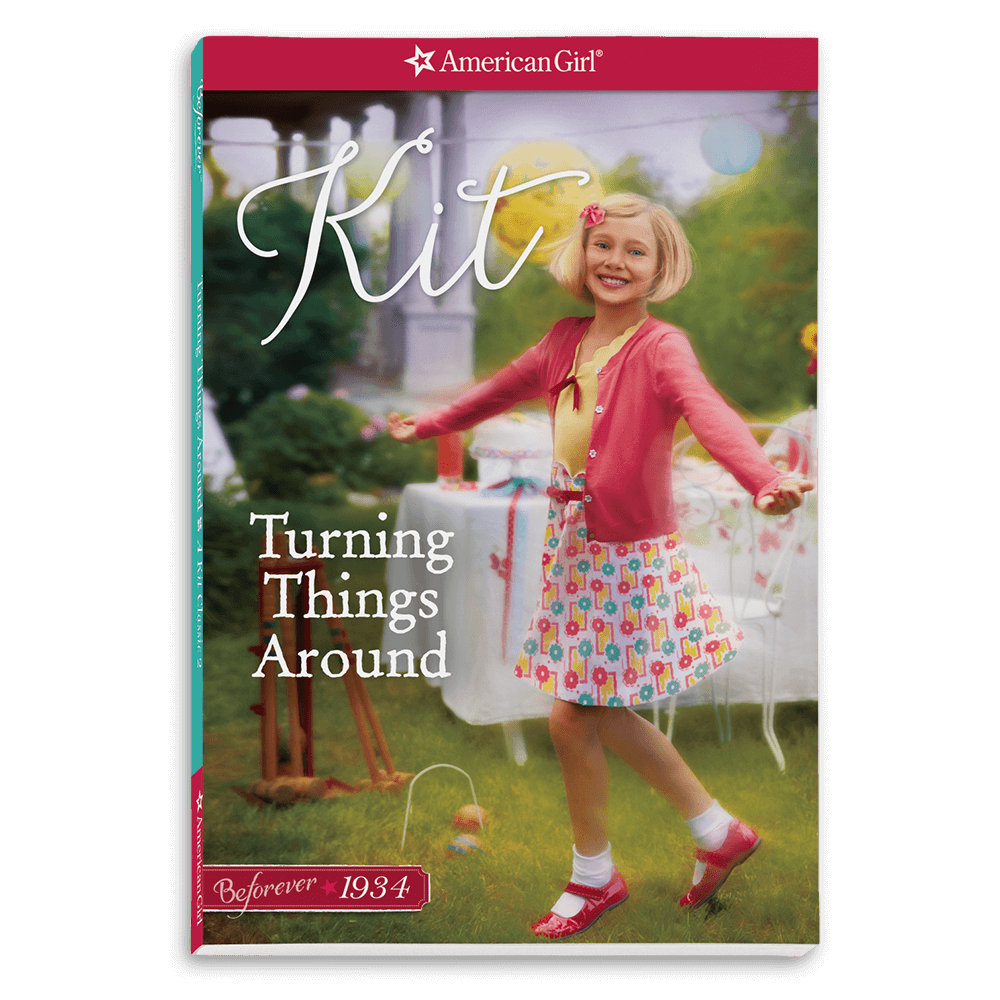 Turning Things Around: A Kit Classic Volume 2
