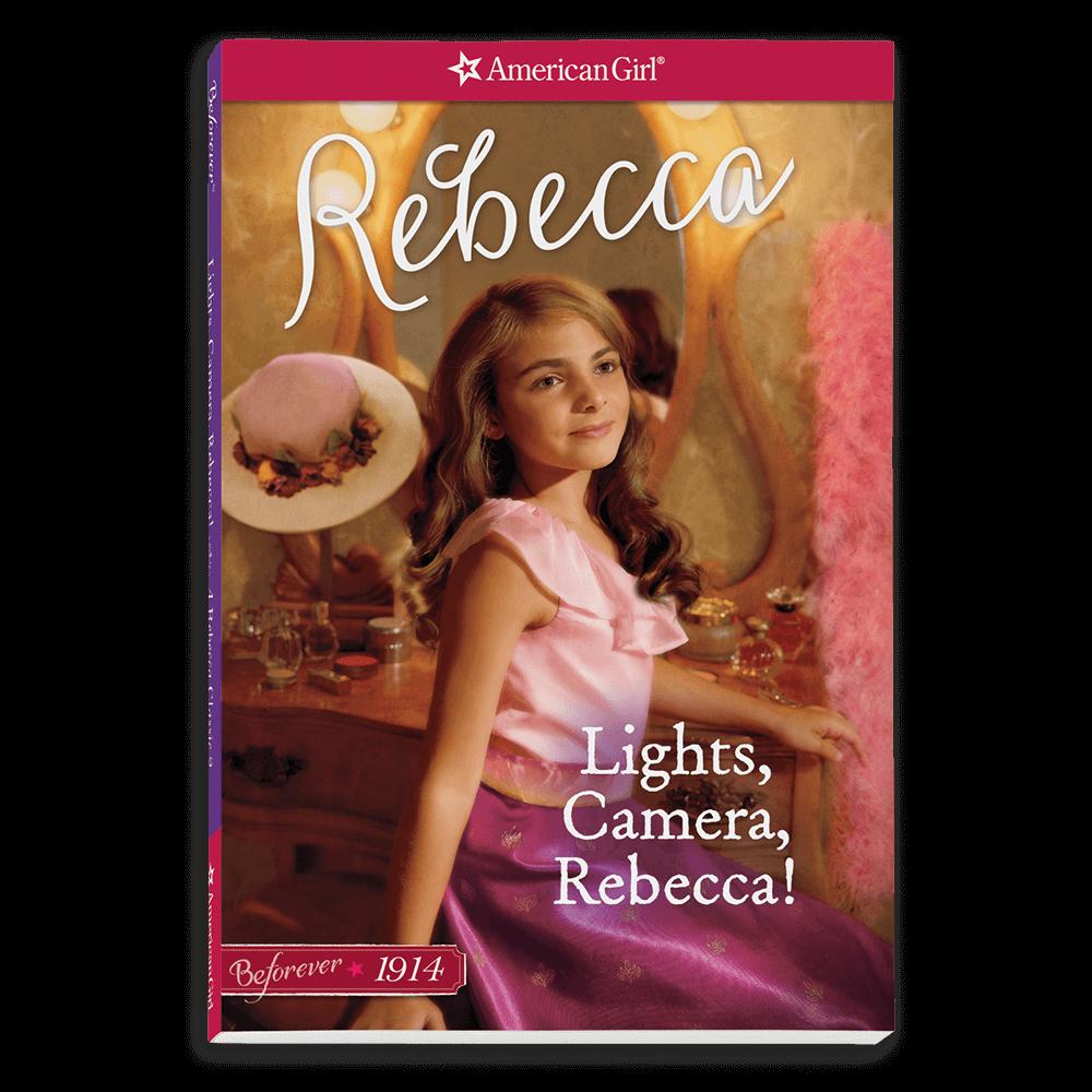 Lights, Camera, Rebecca!: A Rebecca Classic Volume 2