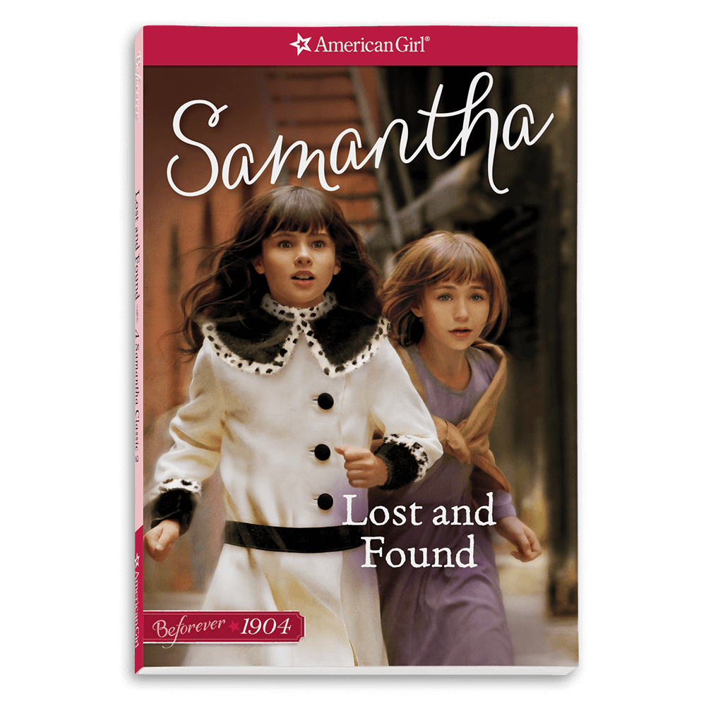 Lost and Found: A Samantha Classic Volume 2